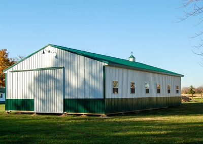 Horse Barn 1